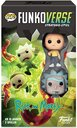 Funkoverse Strategie-Spiel: Rick & Morty 100