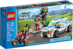 LEGO® City High Speed Police Chase