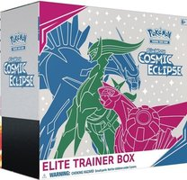 Pokemon Sun & Moon - Cosmic Eclipse Trainer Box