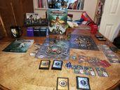 Warhammer Underworlds: Shadespire components