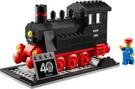 Iconic Steam Engine (40 Years of LEGO Trains) components