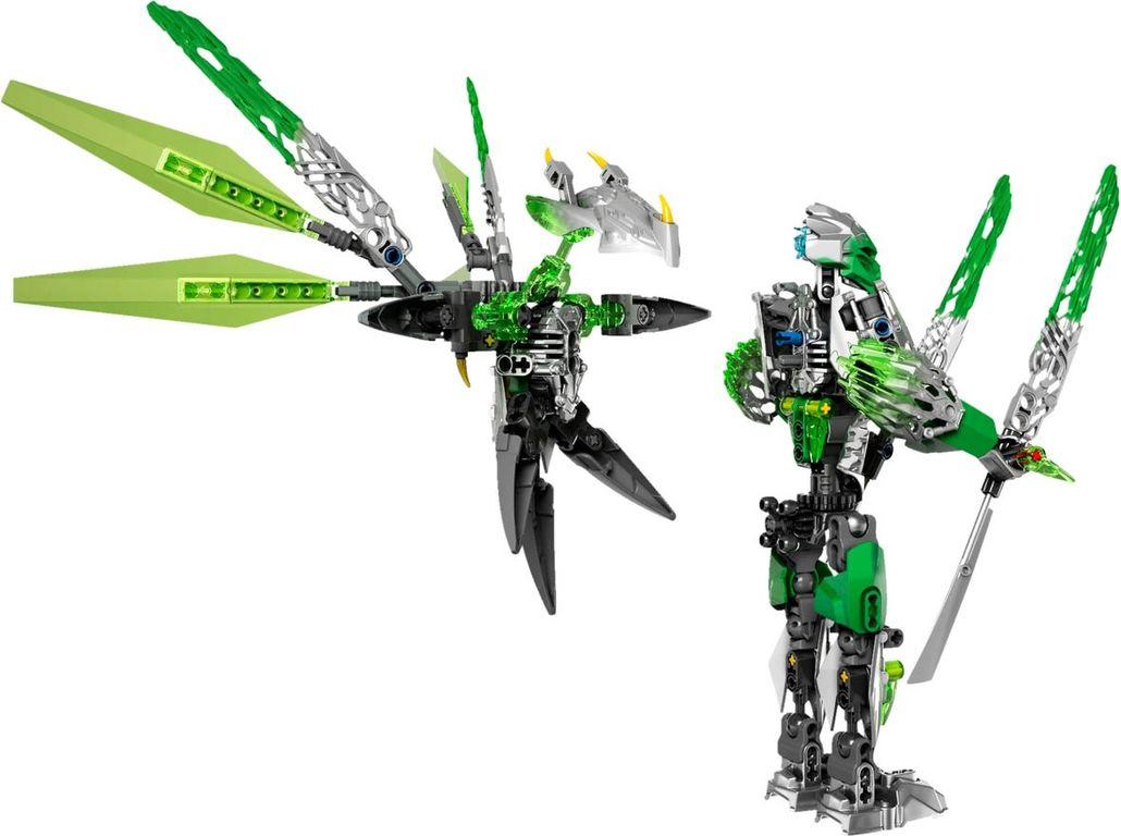 LEGO® Bionicle Lewa Uniter of Jungle components
