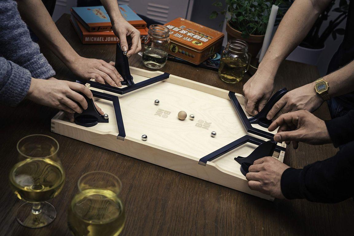 BONK gameplay