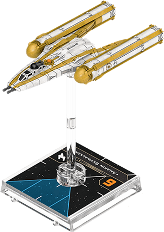 Star Wars: X-Wing (Second Edition) - BTL-B Y-Wing Expansion Pack miniature