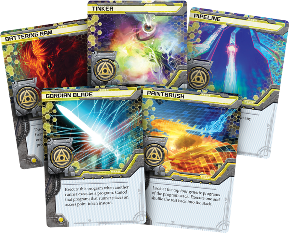 Android: Mainframe cards