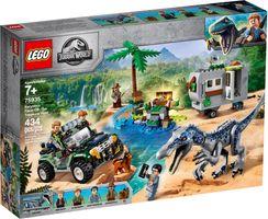 LEGO® Jurassic World Baryonyx Face-Off: The Treasure Hunt