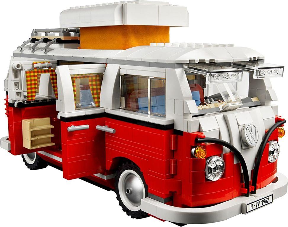 Volkswagen T1 Camper Van interior