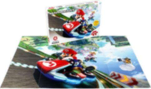 Mario Kart Funracer components