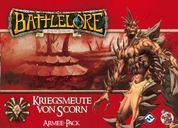 BattleLore (Zweite Edition): Kriegsmeute von Scorn Armee-Pack