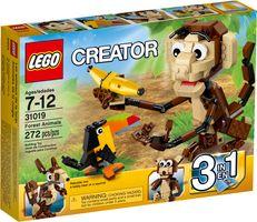 LEGO® Creator Forest Animals