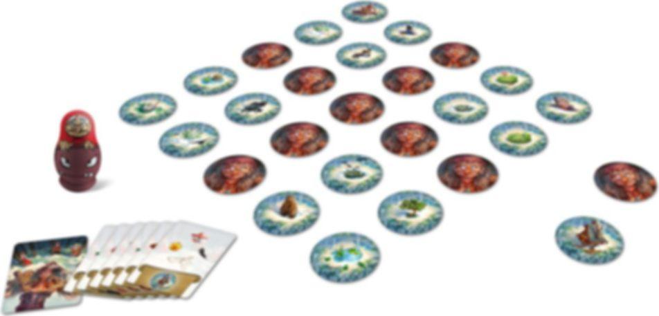 Tales & Games: Baba Yaga components