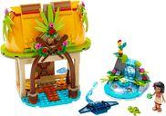 Moana's Island Home components