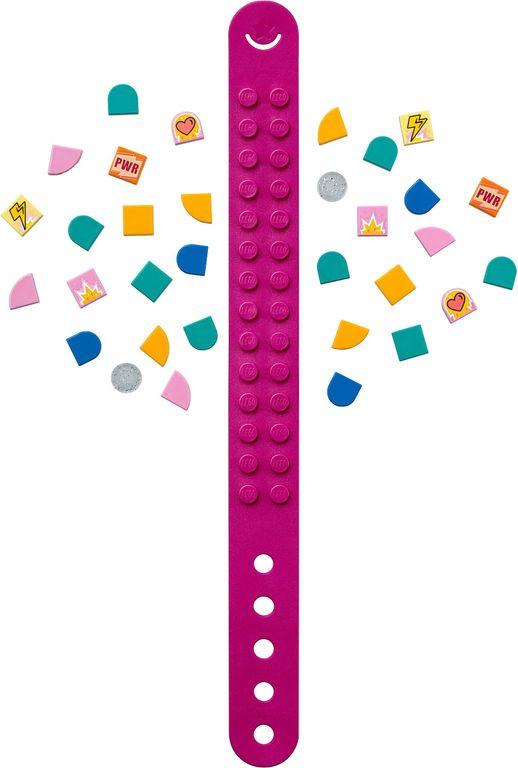 LEGO® DOTS Power Bracelet components