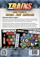 Trains: Map Pack 2 - Europe/Italy/California