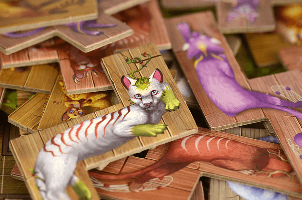 The Isle of Cats: Late Arrivals tiles