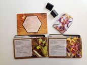 BattleCON: Fate of Indines components