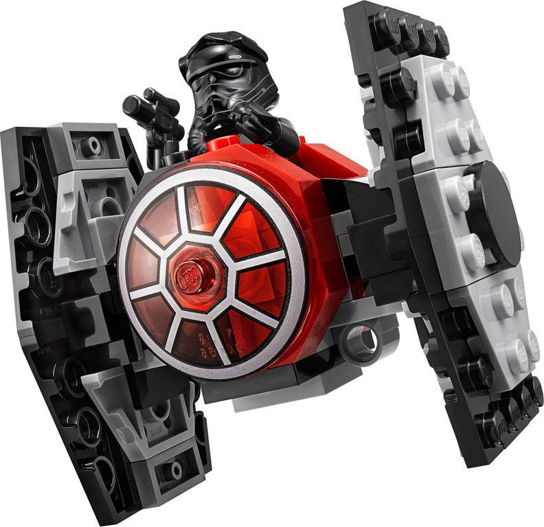 LEGO® Star Wars First Order TIE Fighter™ Microfighter spaceship