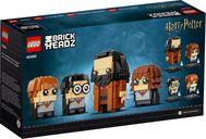 LEGO® BrickHeadz™ Harry, Hermione, Ron & Hagrid™ back of the box