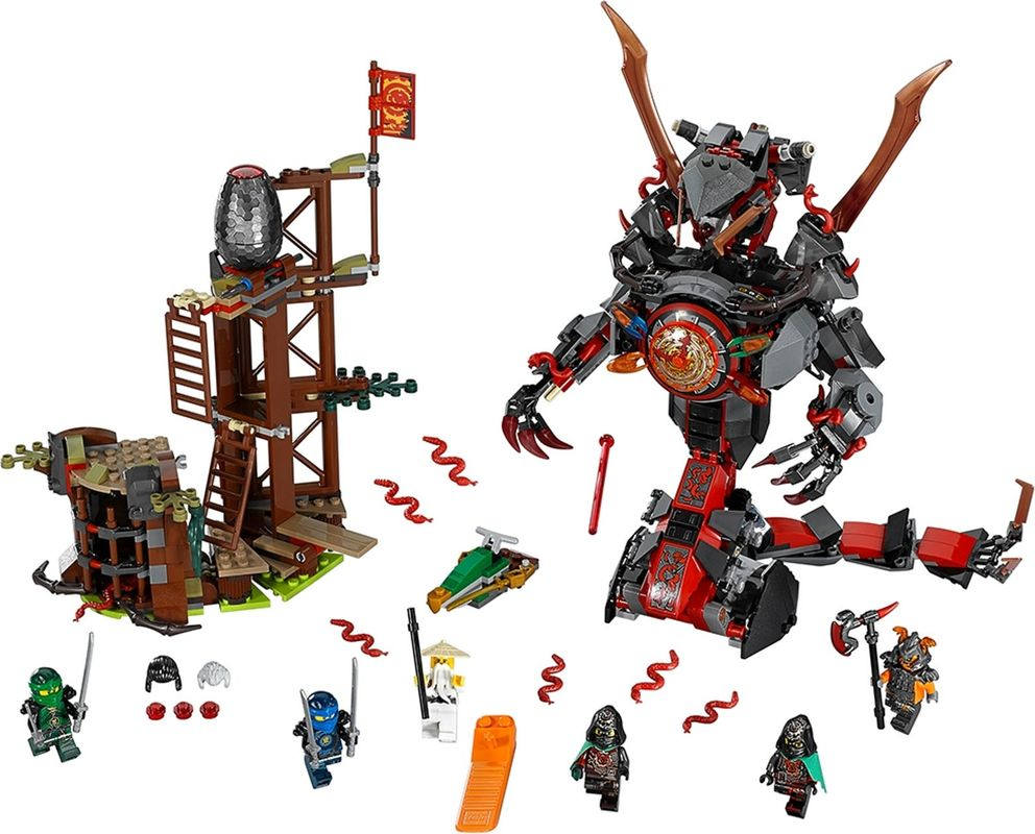 Dawn of Iron Doom components