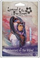 Legend of the Five Rings: The Card Game - Warriors of the Wind: Unicorn Clan Pack