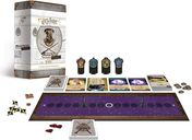 Harry Potter: Hogwarts Battle - Defence Against the Dark Arts components