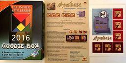 Deutscher Spielepreis 2016 Goodie Box manual
