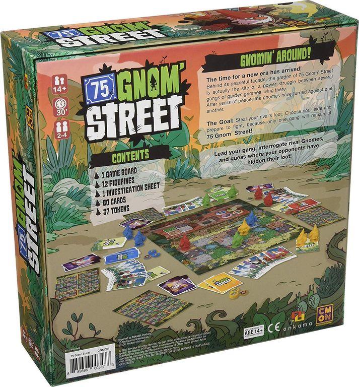 75 Gnom' Street torna a scatola
