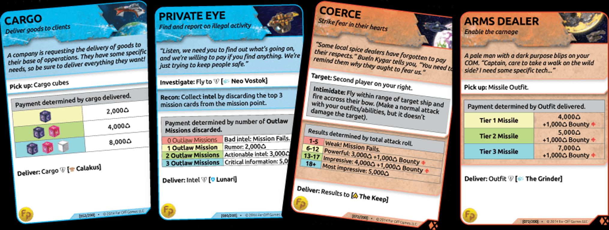 Xia: Embers of a Forsaken Star cards