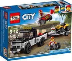LEGO® City ATV Race Team