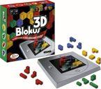Blokus 3D components