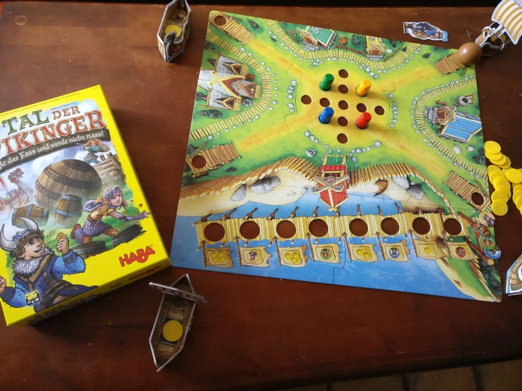 Valley of the Vikings components