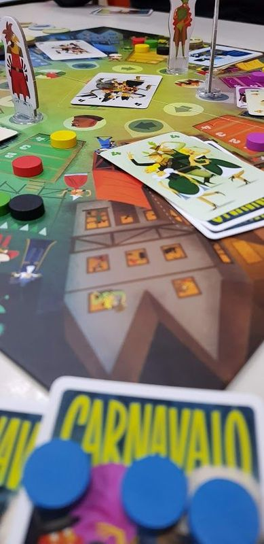 Carnavalo gameplay