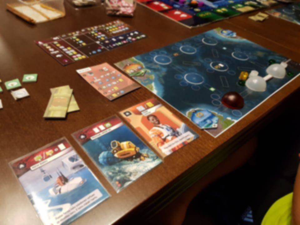 Underwater Cities gameplay