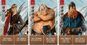 Raiders of the North Sea: Fields of Fame cards