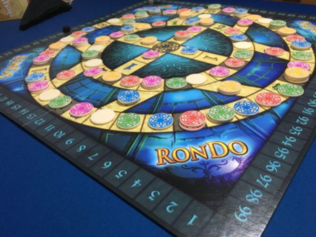 Rondo gameplay