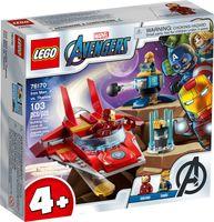 LEGO® Marvel Iron Man vs. Thanos