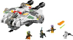 LEGO® Star Wars The Ghost components