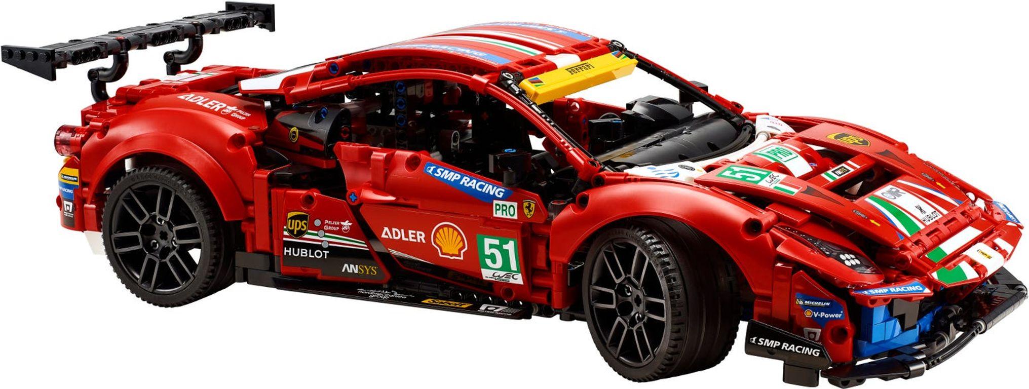 "Ferrari 488 GTE ""AF Corse #51"" components"