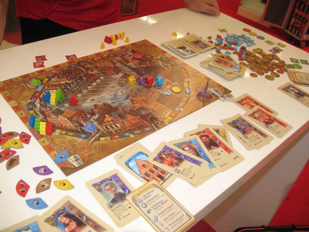 Bruges gameplay
