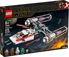 LEGO® Star Wars Resistance Y-Wing Starfighter™