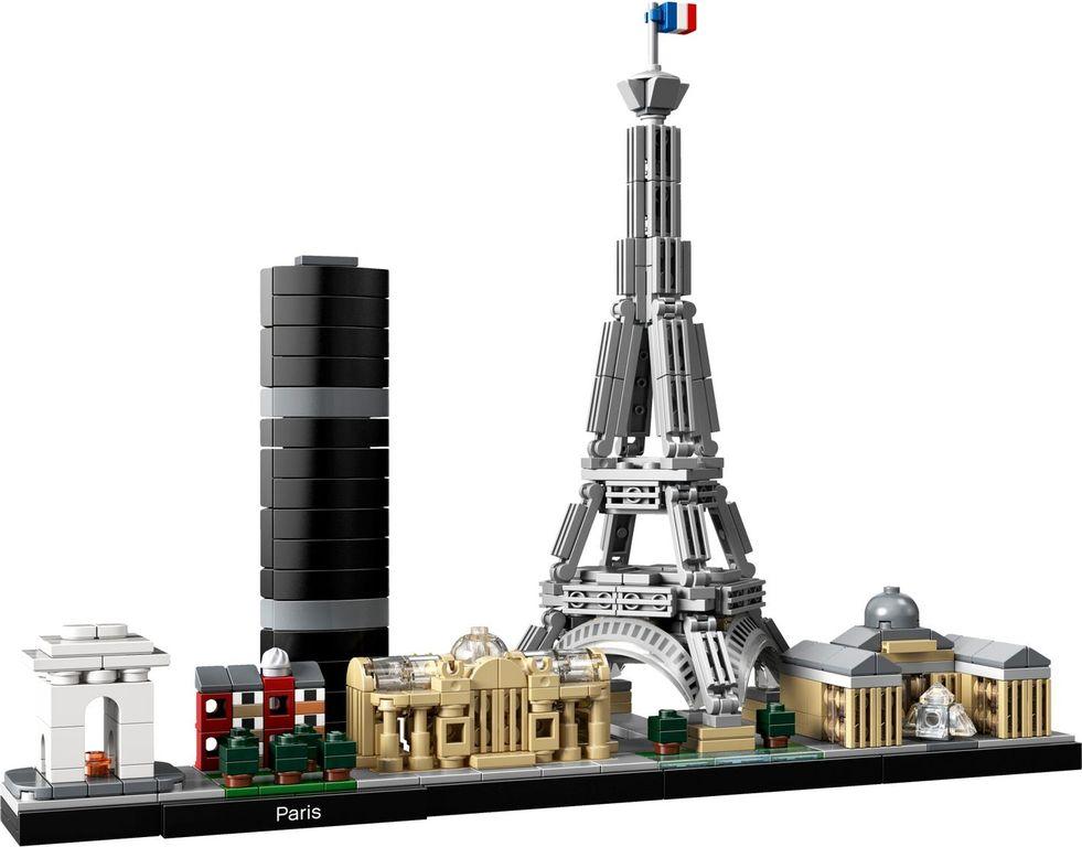 LEGO® Architecture Paris components