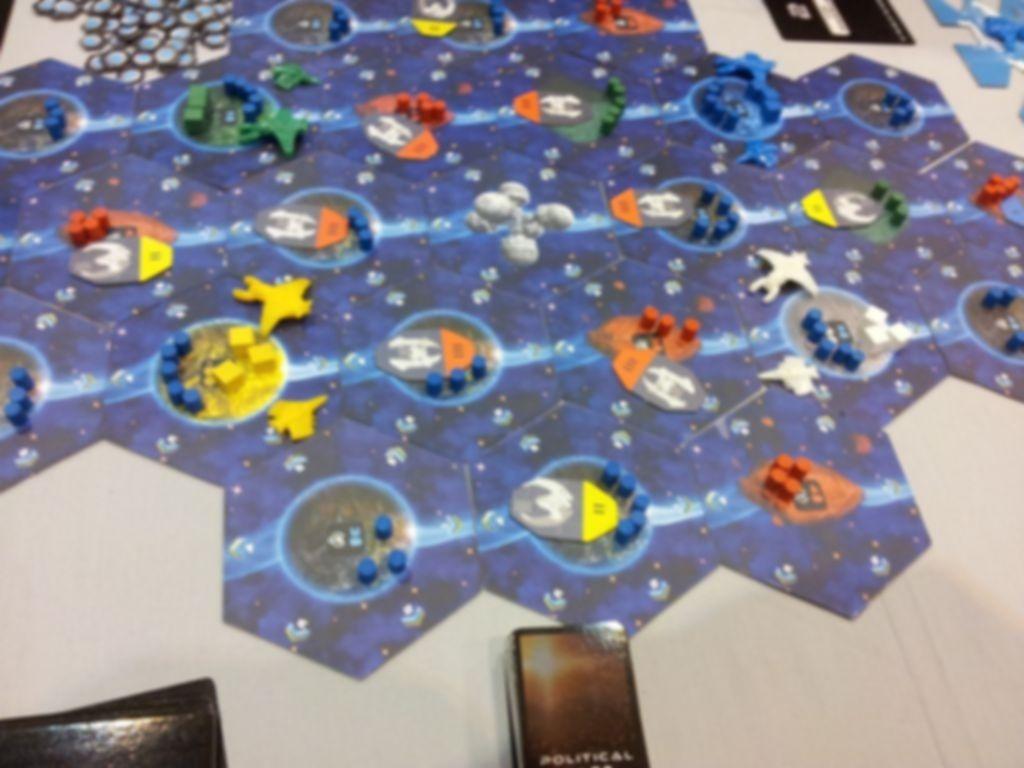 Exodus: Proxima Centauri gameplay