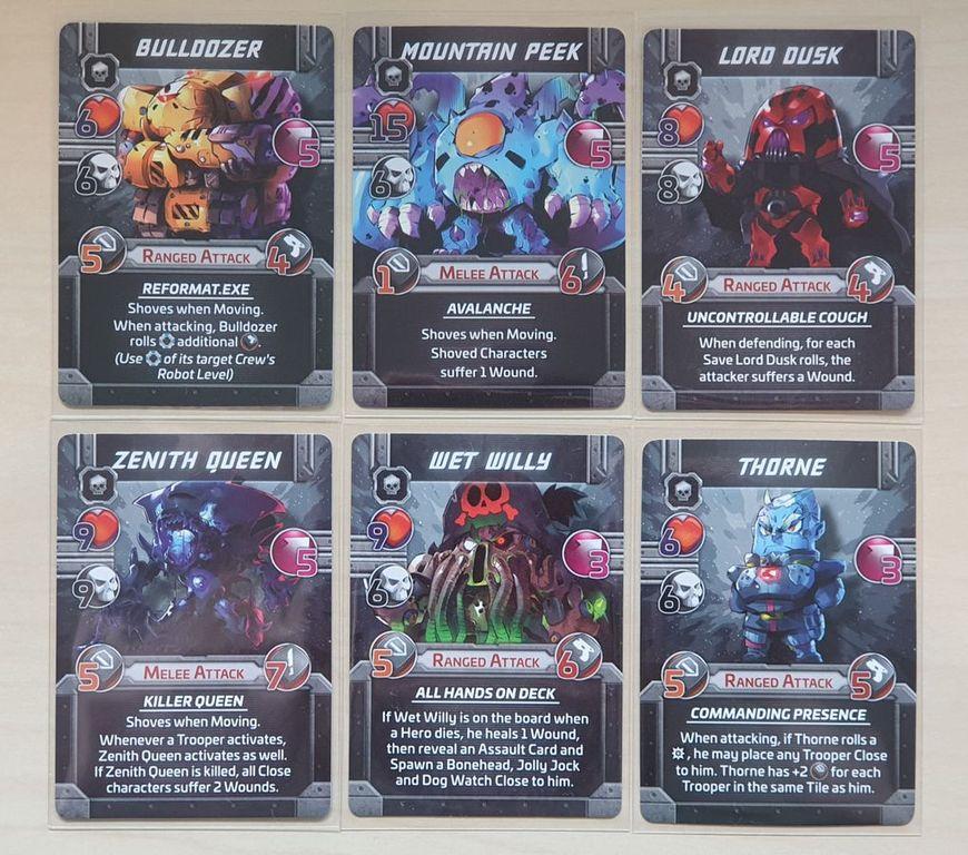 Starcadia Quest cards