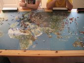 Axis & Allies Europe 1940 components