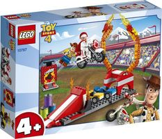 LEGO® Toy Story Duke Caboom's Stunt Show