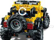 LEGO® Technic Jeep® Wrangler back side