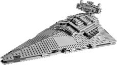 Imperial Star Destroyer components