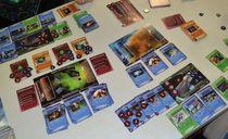 Galactic Strike Force gameplay