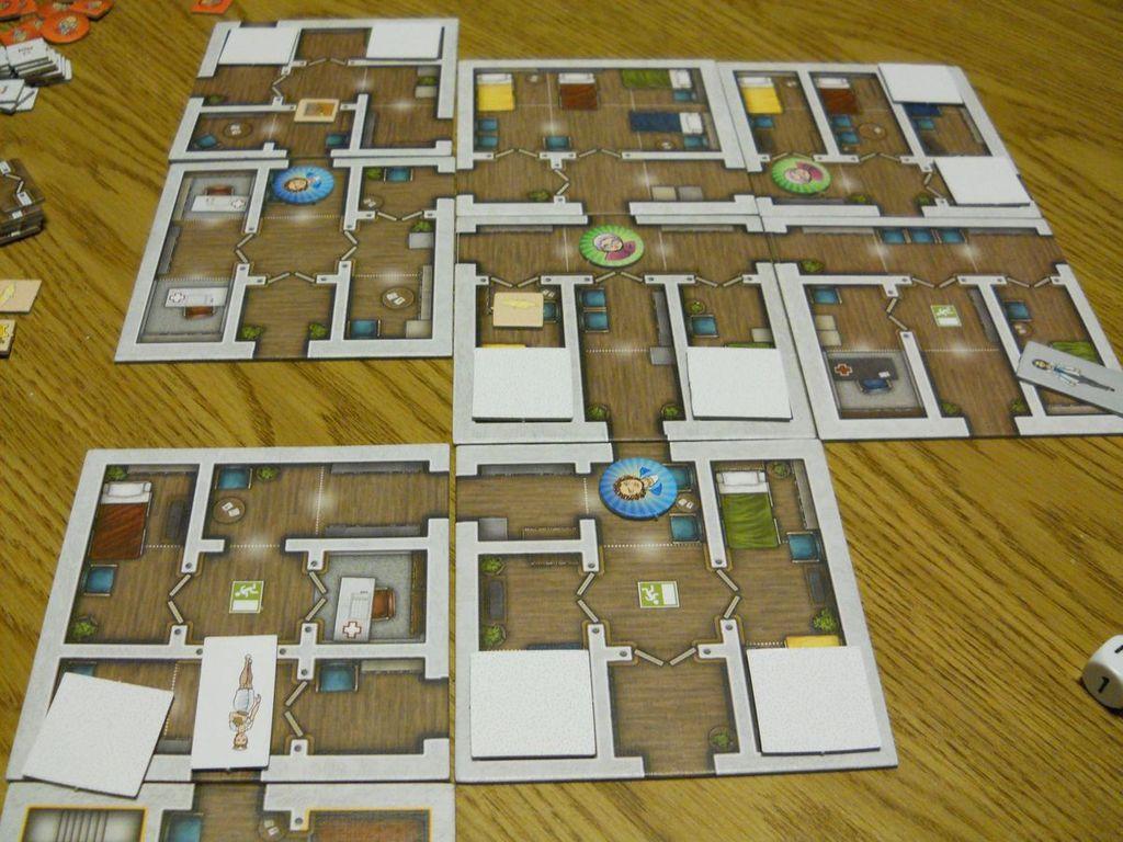 Bedpans & Broomsticks gameplay