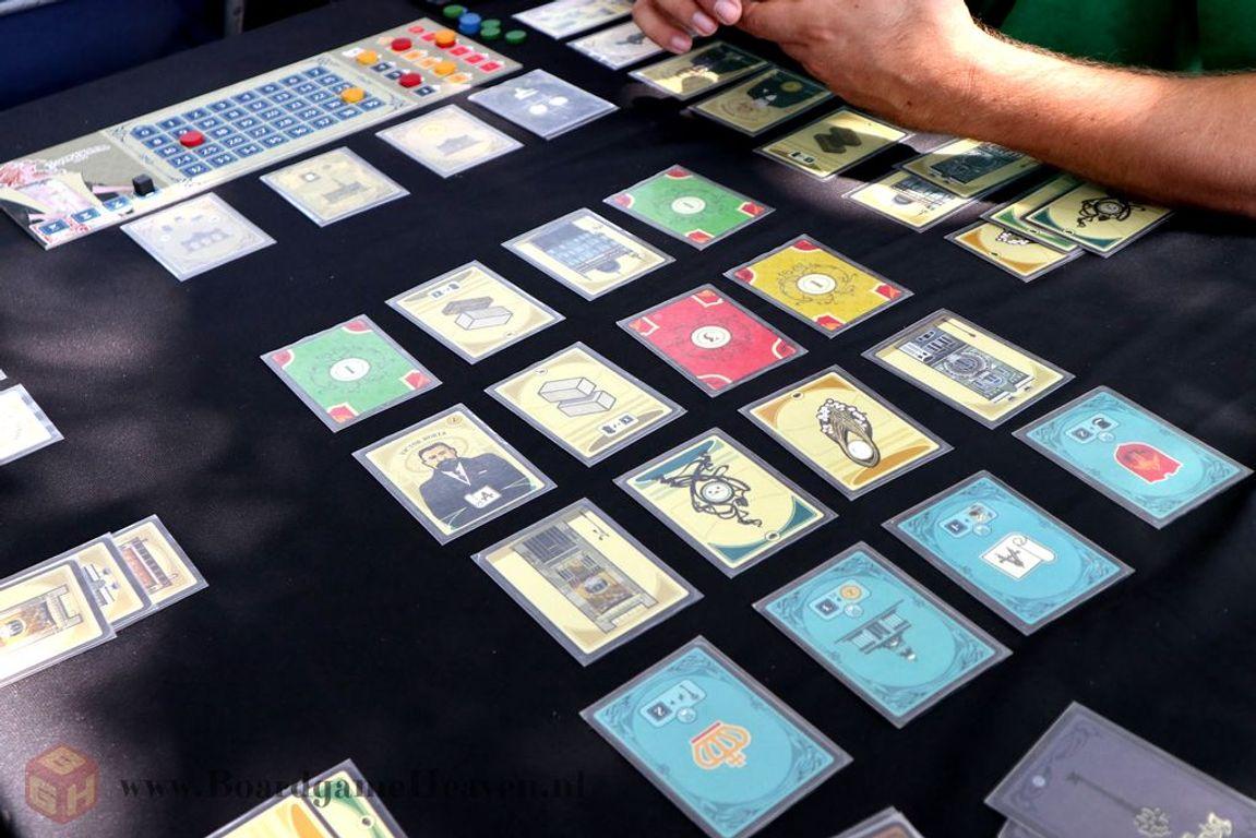Bruxelles 1897 gameplay